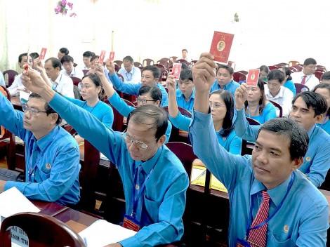 Nhiều chi bộ tổ chức đại hội điểm  nhiệm kỳ 2020-2022