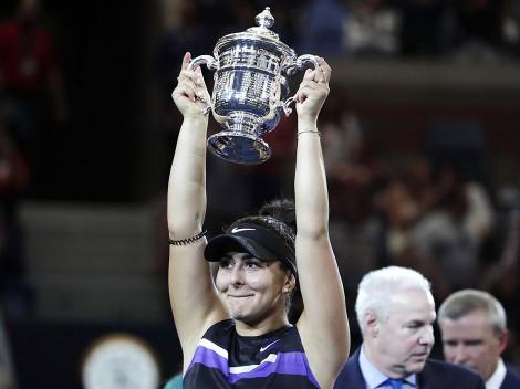 Bóng dáng tay vợt số 1 thế giới!