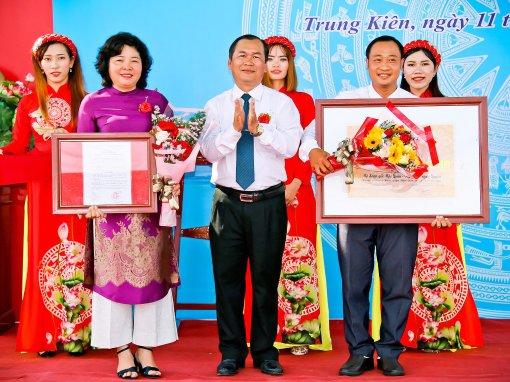 Mộ soạn giả Mộc Quán- Nguyễn Trọng Quyền được công nhận Di tích cấp thành phố