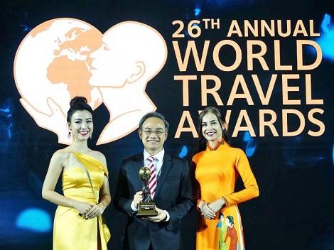 Vietravel được vinh danh tại Giải thưởng du lịch thế giới - World Travel Awards 2019
