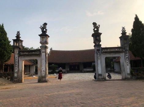 Sức hút của làng cổ Đường Lâm