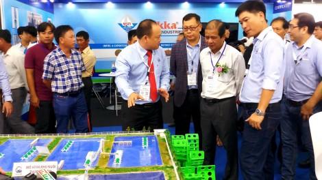 Khai mạc Triển lãm quốc tế Ngành nuôi trồng thủy sản Aquaculture Vietnam 2019