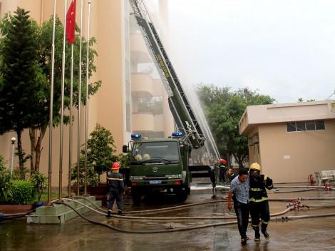 Tăng cường tuyên truyền, phổ biến pháp luật về phòng cháy, chữa cháy