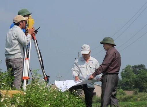 Đôn đốc kiểm kê đất đai, lập bản đồ hiện trạng sử dụng đất năm 2019