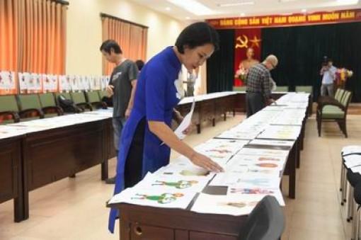 400 tác phẩm dự thi sáng tác biểu tượng vui cho SEA Games 31