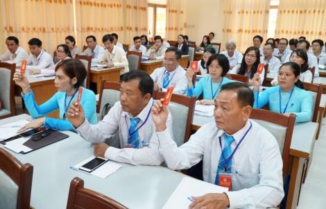 Chi bộ đầu tiên trong Đảng bộ Khối Doanh nghiệp TP Cần Thơ tiến hành đại hội điểm