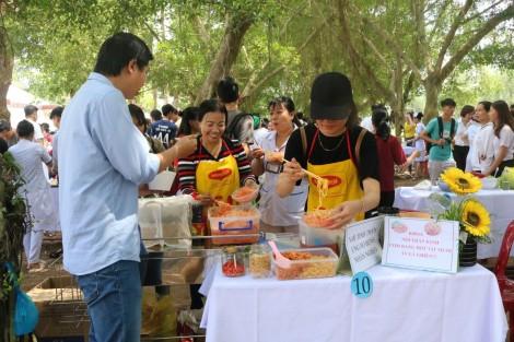 Thi ẩm thực ủng hộ bệnh nhân nghèo