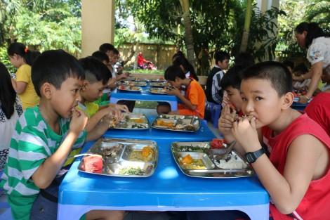Ajinomoto Việt Nam góp phần cải thiện chất lượng bữa ăn học đường