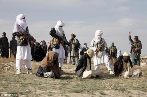 Chiến trường Online ở Afghanistan