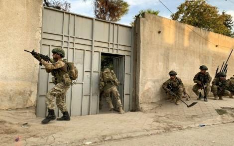 Lực lượng người Kurd thả các chiến binh IS
