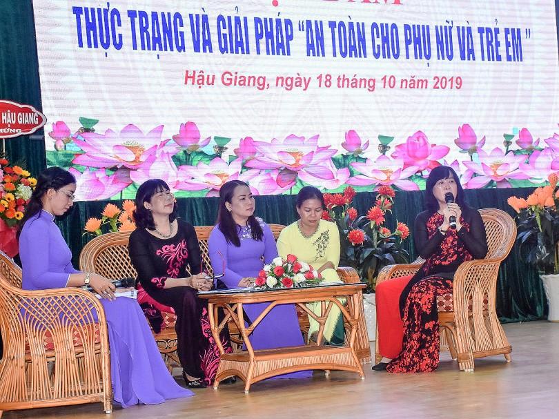 Sôi nổi các hoạt động kỷ niệm 89 năm  Ngày thành lập Hội Liên hiệp Phụ nữ Việt Nam