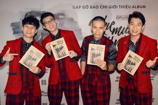 Nhóm nhạc Việt và câu chuyện bản sắc