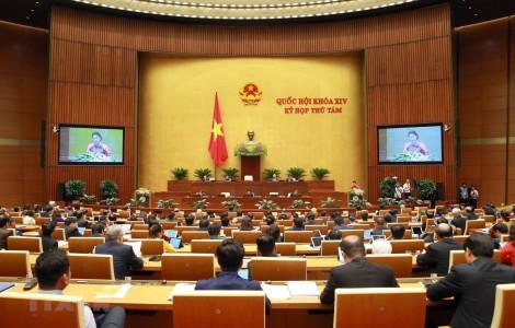 Khai mạc trọng thể Kỳ họp thứ 8, Quốc hội khóa XIV