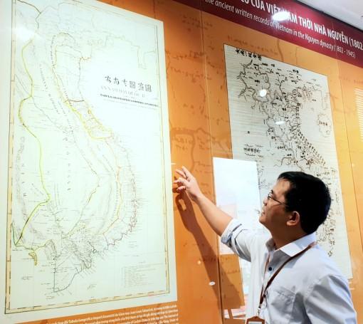 Không gian lịch sử về biển đảo độc đáo tại Đà Nẵng