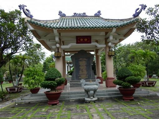 Văn miếu Trấn Biên-Biểu tượng truyền thống của người Việt phương Nam