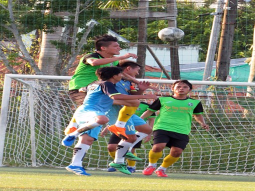Hấp dẫn SS Cup 2019