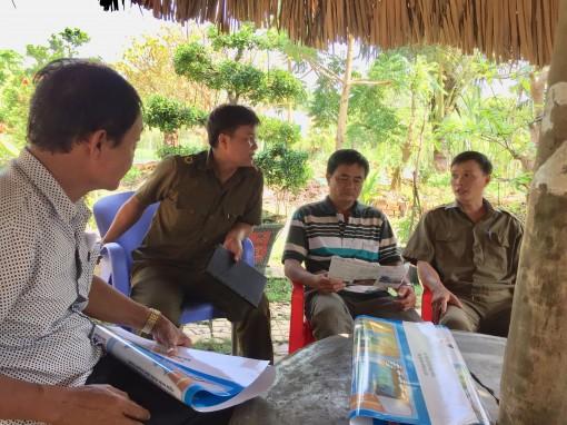 Xã Thạnh Lợi giữ vững an ninh trật tự