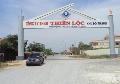 Áp dụng biện pháp phục hồi hoạt động kinh doanh đối với Công ty TNHH Thiên Lộc