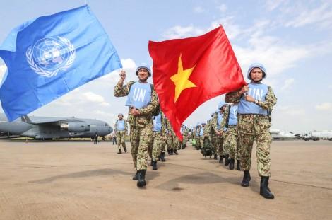 Giải quyết mối quan hệ giữa quốc phòng, an ninh và đối ngoại - nghệ thuật lãnh đạo cách mạng