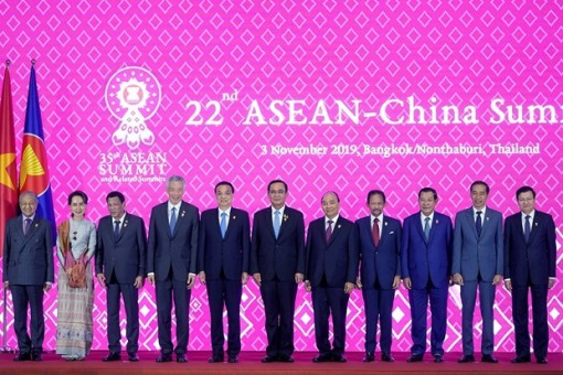 PM attends 22nd ASEAN-China Summit