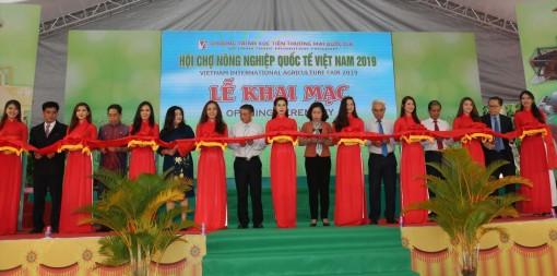 Khai mạc Hội chợ Nông nghiệp quốc tế Việt Nam 2019