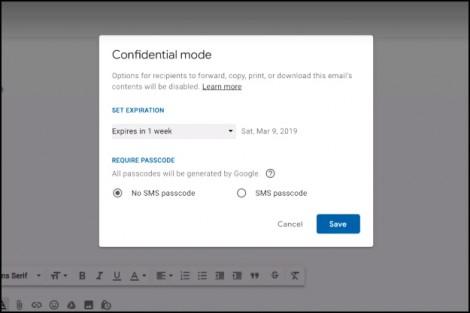 Nhiều tính năng độc đáo trên Gmail