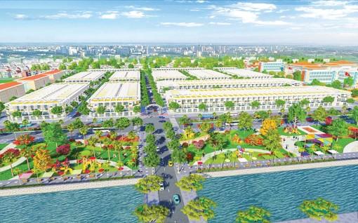 Ra mắt dự án Khu dân cư trung tâm hành chính huyện Vĩnh Thạnh