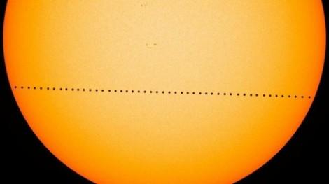 Sao Thủy sắp ngang qua Mặt trời, có thể quan sát từ Trái đất