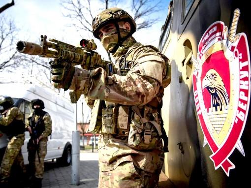 Quả đấm thép chống khủng bố của Nga