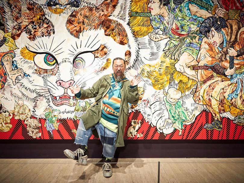 Takashi Murakami:  Biểu tượng nghệ thuật  đương đại Nhật Bản