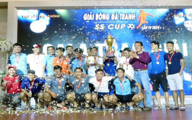 SS Cup 2019 - Khơi dậy bóng đá phong trào Cần Thơ