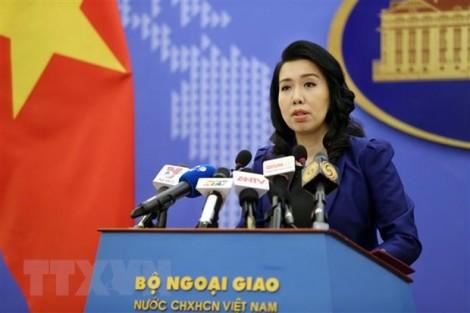 Việt Nam bác bỏ phát biểu của Trung Quốc về chủ quyền với Trường Sa