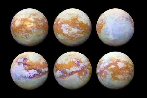 Công bố bản đồ địa chất trên hành tinh có thể tồn tại sự sống
