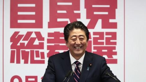 Ông Abe trở thành Thủ tướng Nhật Bản cầm quyền lâu nhất