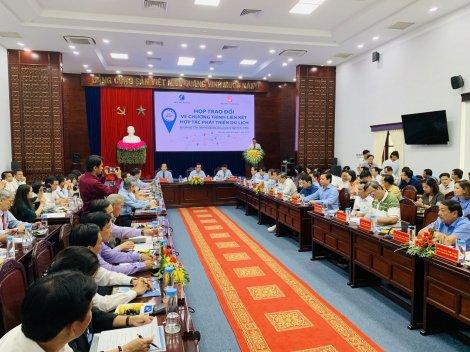 Liên kết hợp tác phát triển du lịch TP Hồ Chí Minh và 13 tỉnh, thành khu vực ĐBSCL