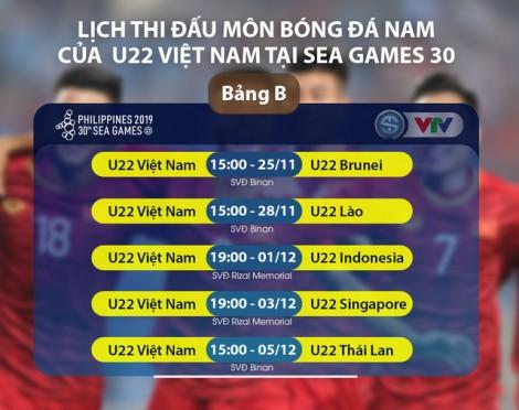 """SEA Games 30: TTVN sẵn sàng cho """"cuộc đua"""" vào TOP đầu"""