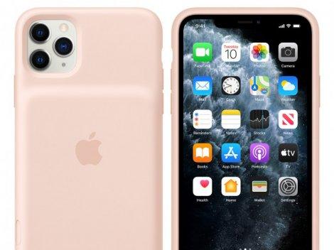 Ốp lưng Smart Battery Case cho dòng iPhone 11 có nút camera riêng