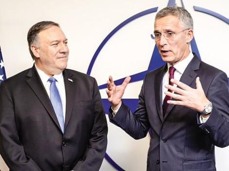 """Hoài nghi """"ăn mòn"""" NATO"""