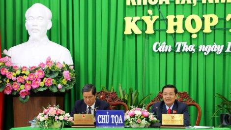 Kỳ họp thứ 14 của HĐND thành phố sẽ diễn ra  từ ngày 4 đến ngày 6-12