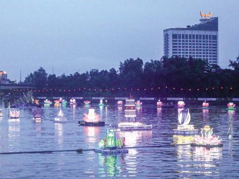 Sẵn sàng cho Ngày hội Du lịch -  Đêm hoa đăng Ninh Kiều, Cần Thơ 2019