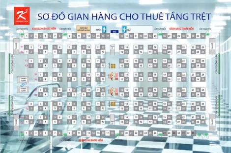Vì sao nên chọn thuê mặt bằng tại Trung tâm mua sắm Nguyễn Trãi để kinh doanh?