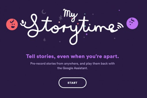 Trợ lý ảo Google giúp cha mẹ đọc sách cho con nghe khi vắng nhà