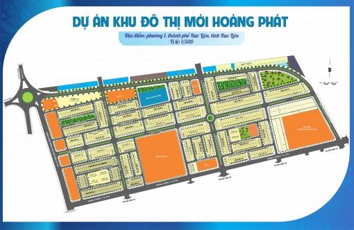 KĐTM Hoàng Phát hút mạnh khách hàng nhờ chuỗi tiện ích đẳng cấp lần đầu tiên xuất hiện tại TP Bạc Liêu.