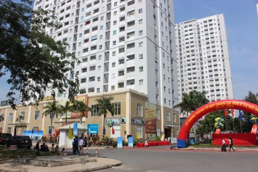 Khánh thành Tổ hợp chung cư nhà ở xã hội HQC Plaza vốn đầu tư gần 1.800 tỉ đồng