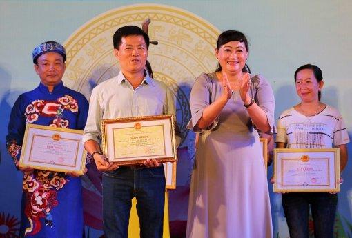 Huyện Phong Điền đoạt giải Nhất Liên hoan Đờn ca tài tử- Dân ca Nam bộ TP Cần Thơ