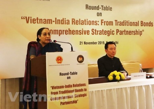 India stresses significance of navigation routes through East Sea