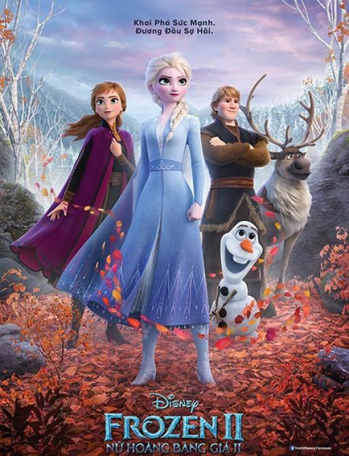 """""""Frozen 2""""-Bữa tiệc"""" âm thanh và hình ảnh, nhưng nội dung thiếu lôi cuốn"""