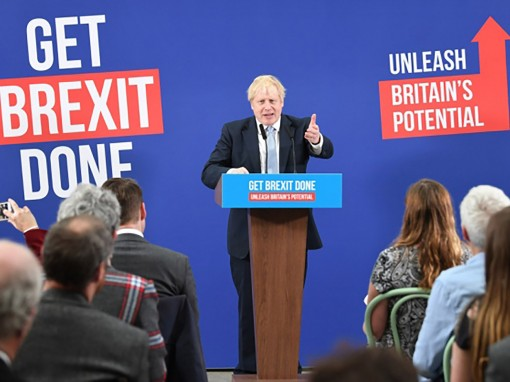 Thủ tướng Anh được dự báo sẽ thắng lớn