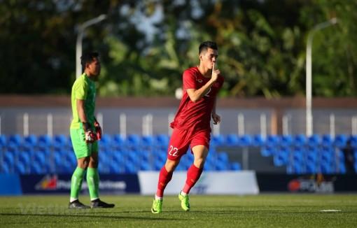 U22 Việt Nam giành tiếp 3 điểm, sẵn sàng cho trận gặp Indonesia