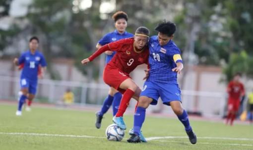 Đội tuyển nữ Việt Nam trước ngưỡng cửa vòng bán kết